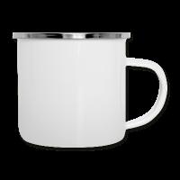 Emaille Tasse individuell online selbst gestalten