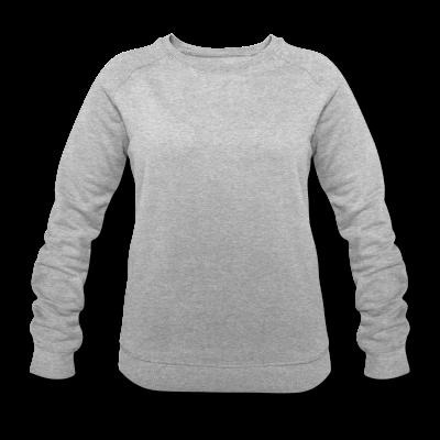 Frauen Bio Sweatshirt Slim-Fit individuell selbst gestalten