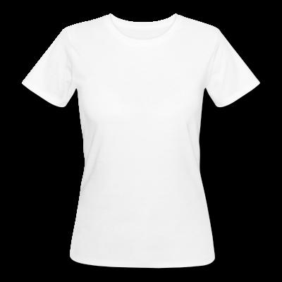 Frauen Bio T-Shirt individuell selbst gestalten