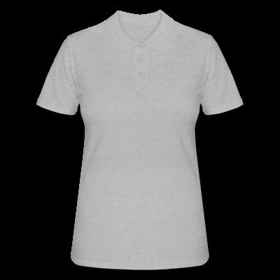 Frauen Poloshirt individuell selbst gestalten