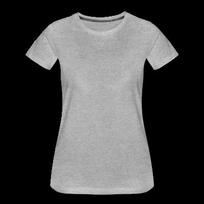 Frauen Premium T-Shirt, fair und nachhaltig produziert individuell selbst gestalten