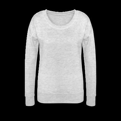 Frauen Sweatshirt individuell selbst gestalten