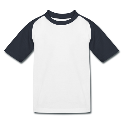 Kinder Baseball T-Shirt individuell online selbst gestalten mit dem Designtool