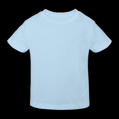 Kinder Bio T-Shirt individuell online selbst gestalten mit dem Designtool
