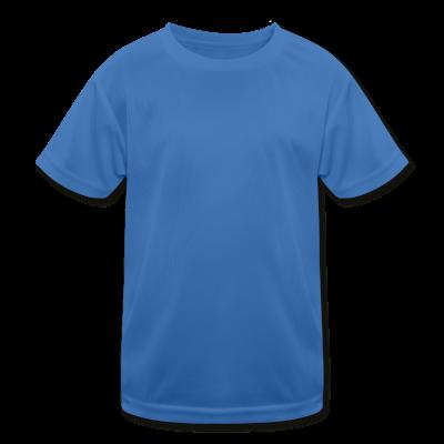 Sport Kinder Funktions T-Shirt individuell online selbst gestalten mit dem Designtool
