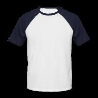 Männer Baseball T-Shirt individuell selbst gestalten
