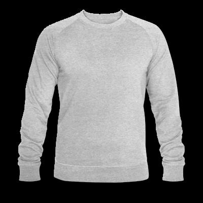 Männer Bio Sweatshirt individuell gestalten