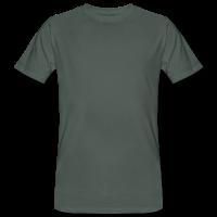 Männer Bio T-Shirt individuell selbst gestalten