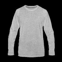 Männer Premium Langarmshirt individuell gestalten
