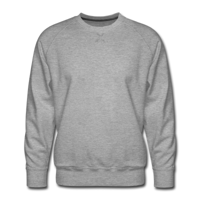 Männer Premium Pullover individuell gestalten