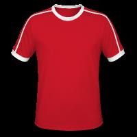 Männer Retro T-shirt individuell selbst gestalten