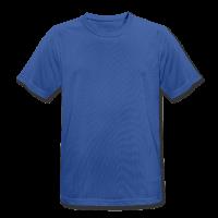 Männer T-Shirt atmungsaktiv ndividuell selbst gestalten
