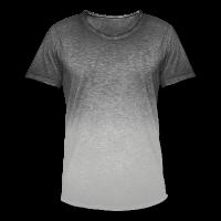 Männer-T-Shirt mit Farbverlauf individuell selbst gestalten
