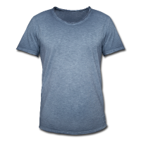 Männer-Vintageshirt individuell selbst gestalten
