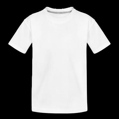 Teenager Premium Bio T-Shirt individuell online selbst gestalten mit dem Designtool