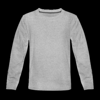 Teenager Premium Langarmshirt individuell online selbst gestalten mit dem Designtool