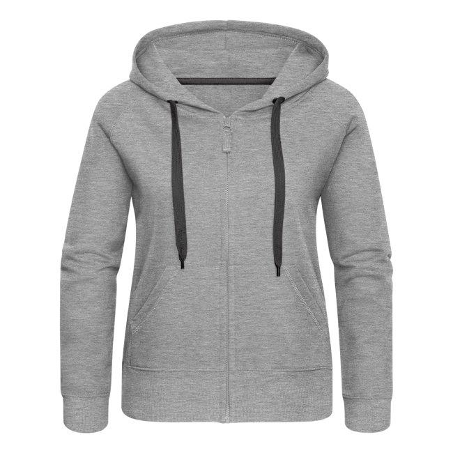 Frauen Premium-Kapuzenjacke individuell online selbst gestalten mit dem Designtool